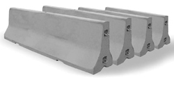 Concrete Traffic Barriers from BarrierHire.com