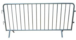 Temporary Safety Barriers from BarrierHire.com