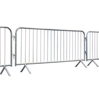 Crowd Safety Barriers from BarrierHire.com