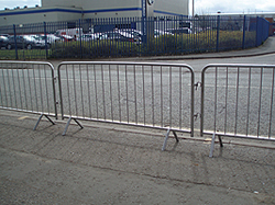 Protection Barriers from BarrierHire.com