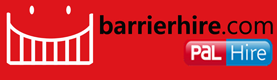 Barrier Hire from BarrierHire.com